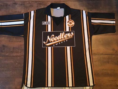1994 1995 Hull City Limited Edition Football Shirt 2XL XXL